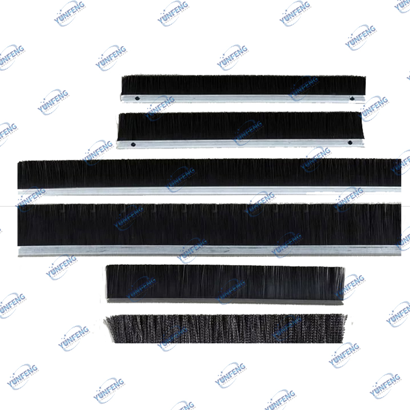 Fabrikant Custom Nylon Strip Brush Seal Børste Wire Brush Door Brush