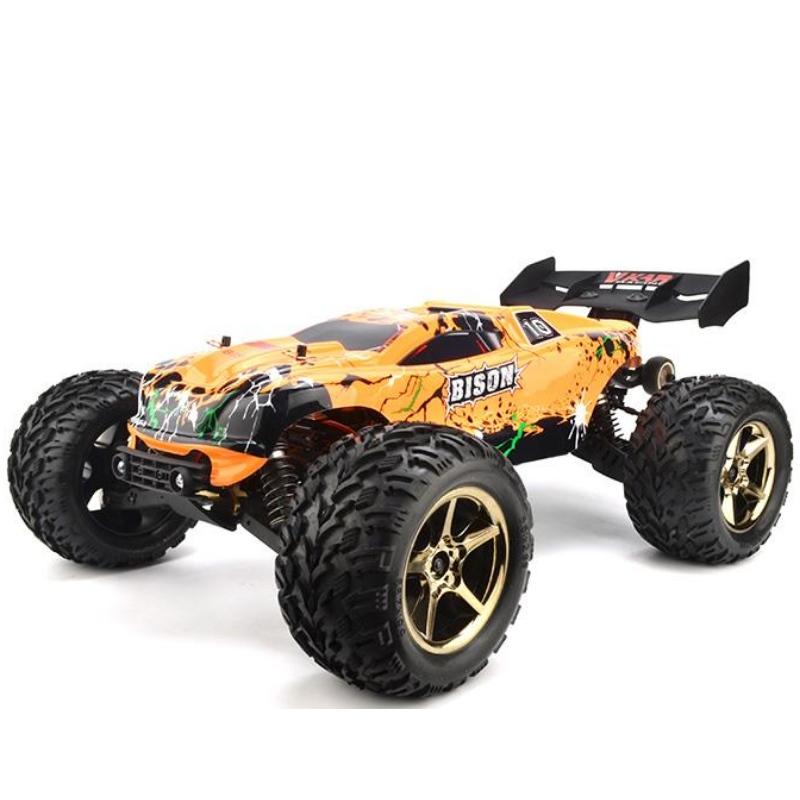 VKAR Racing 1/10 skala 4WD børsteløs elektrisk Bison Truggy RTR 120A Off-Road RC Bil 2.4G Hz Radio