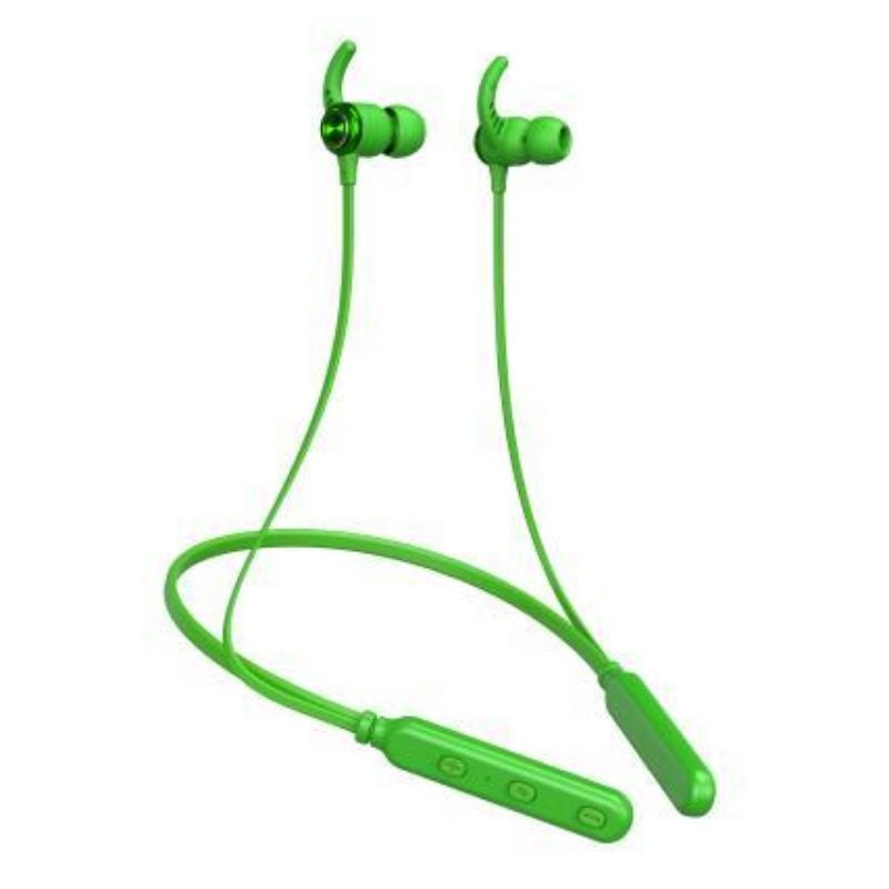 V4.1 Bluetooth-hovedtelefoner Trådløse halsbånds headset Stereo støjdæmpende ørepropper