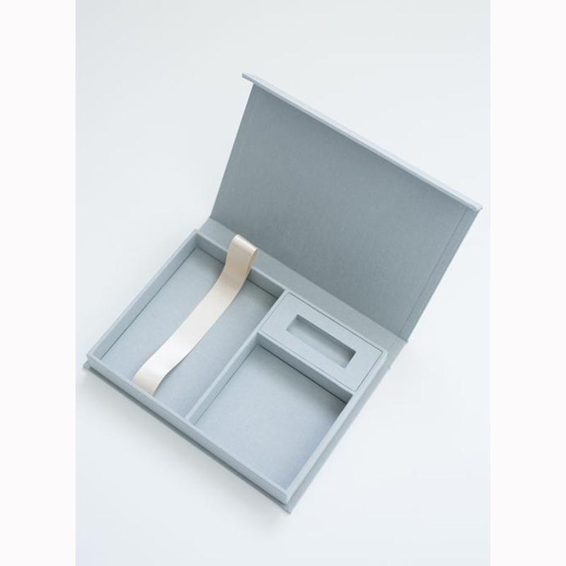 Kina OEM Ny Design Håndlavet Magnetisk Kasse Gaveæske Emballage Kasse til Kosmetisk