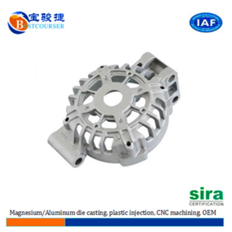 Magnesium / aluminium Legering af støbegods / skal / chassis / boligmaskine
