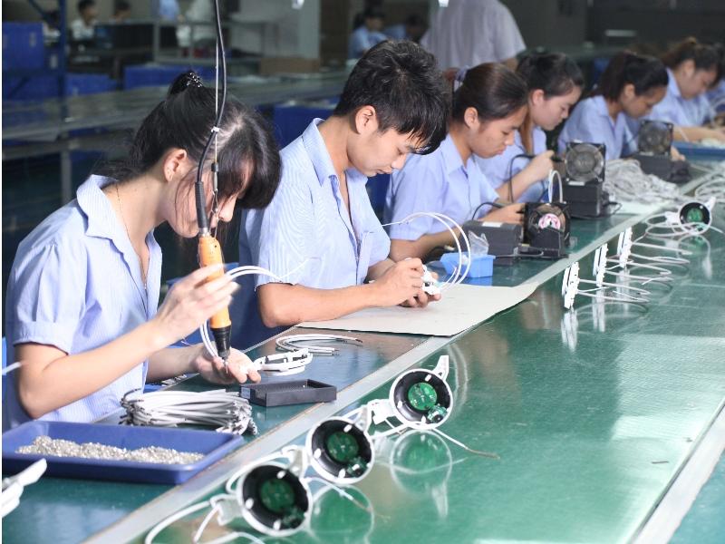 Dongguan zhuoyun electronic co.,ltd