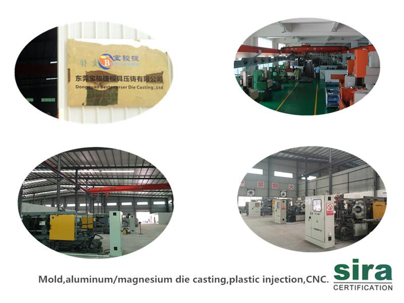 Shenzhen Bestcourser Precision Mould Co.,Ltd