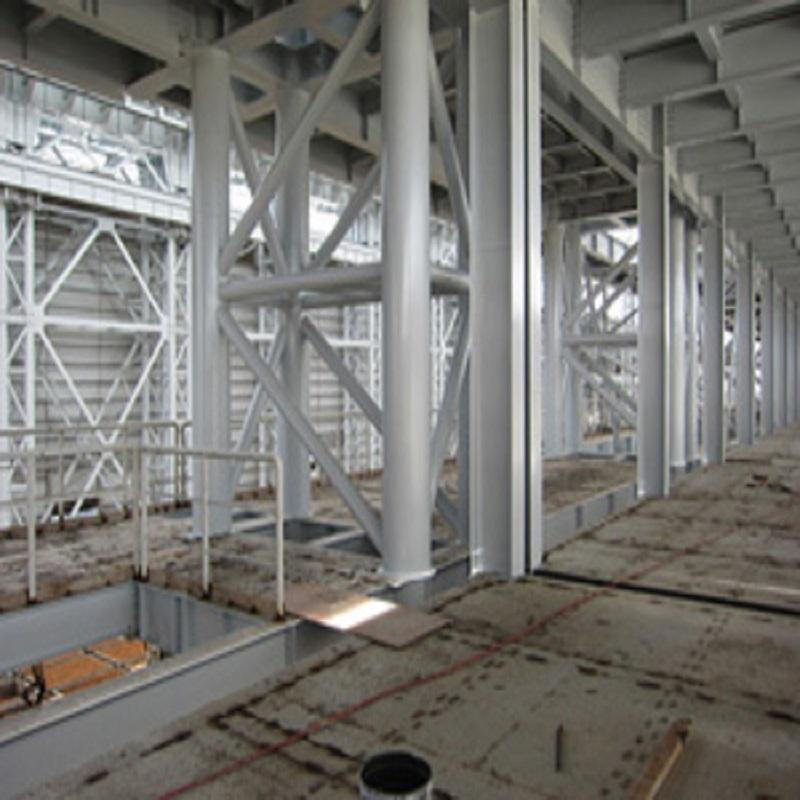 brandsikring af stålkonstruktion
