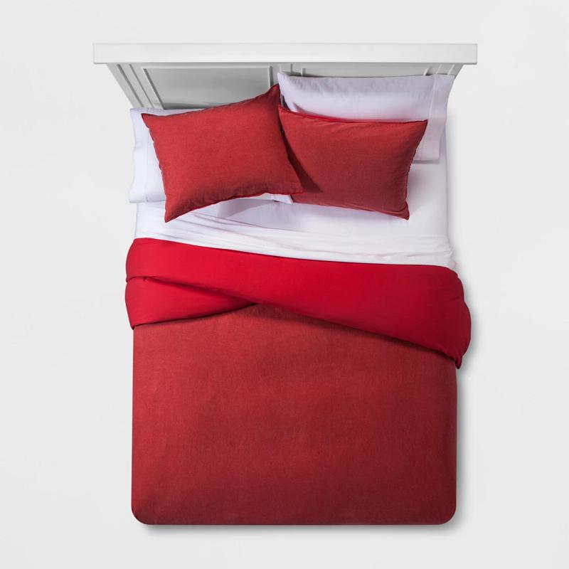 Vaskbart sengetøj med dynebetræk
