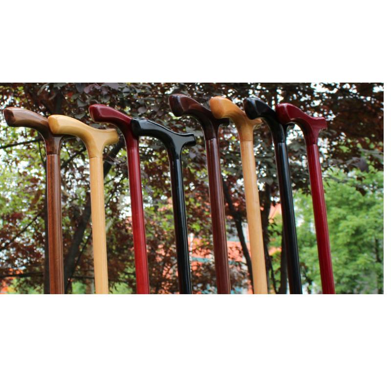 Gave håndlavet træ kan holdepind til ældre
