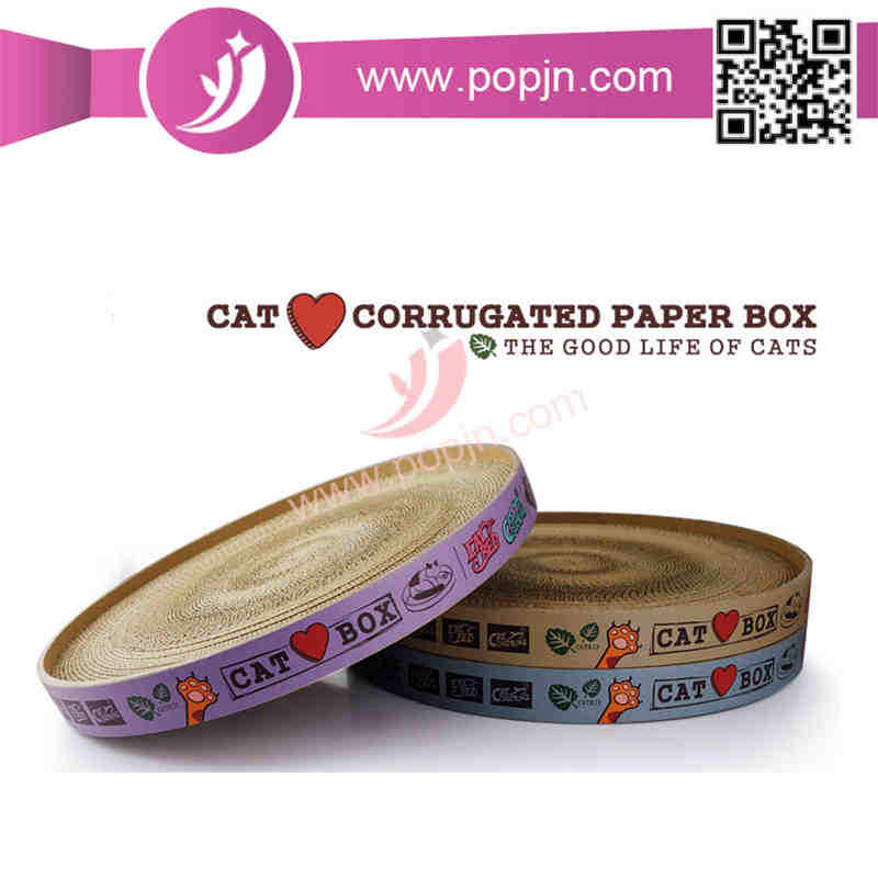 Pet Cat Sisal Hemp Cat Scratch Board Skrabepost til Pet Products Supplies