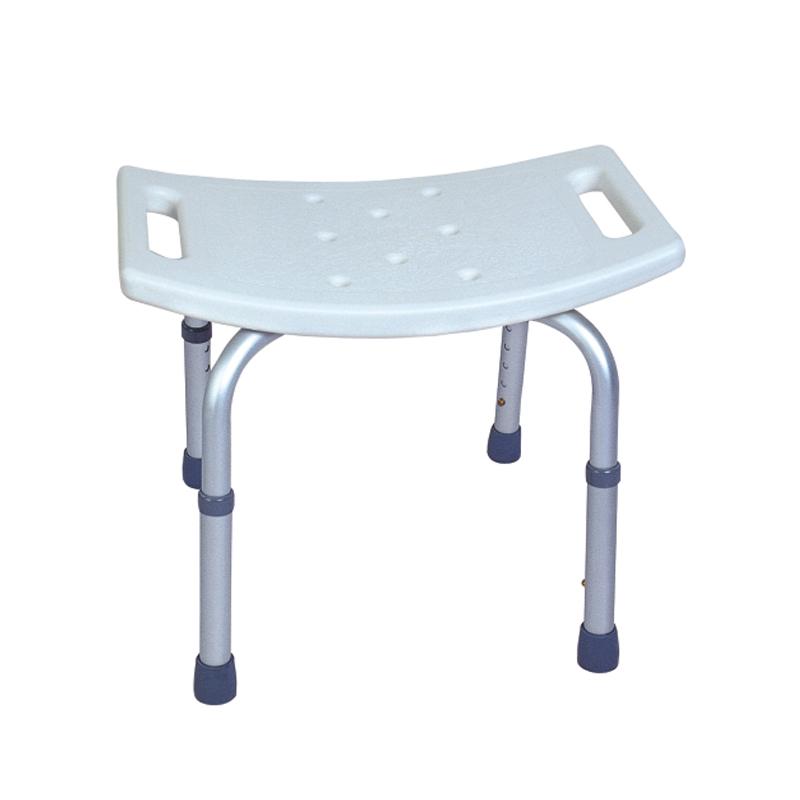 Nyt design badeværelsesstol brusestol til indendørs brug