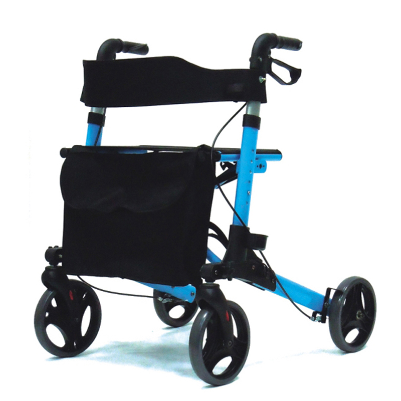 multifunktionelle transportstol walker mobilitet walking hjælpemidler til ældre udendørs og indendørs gå