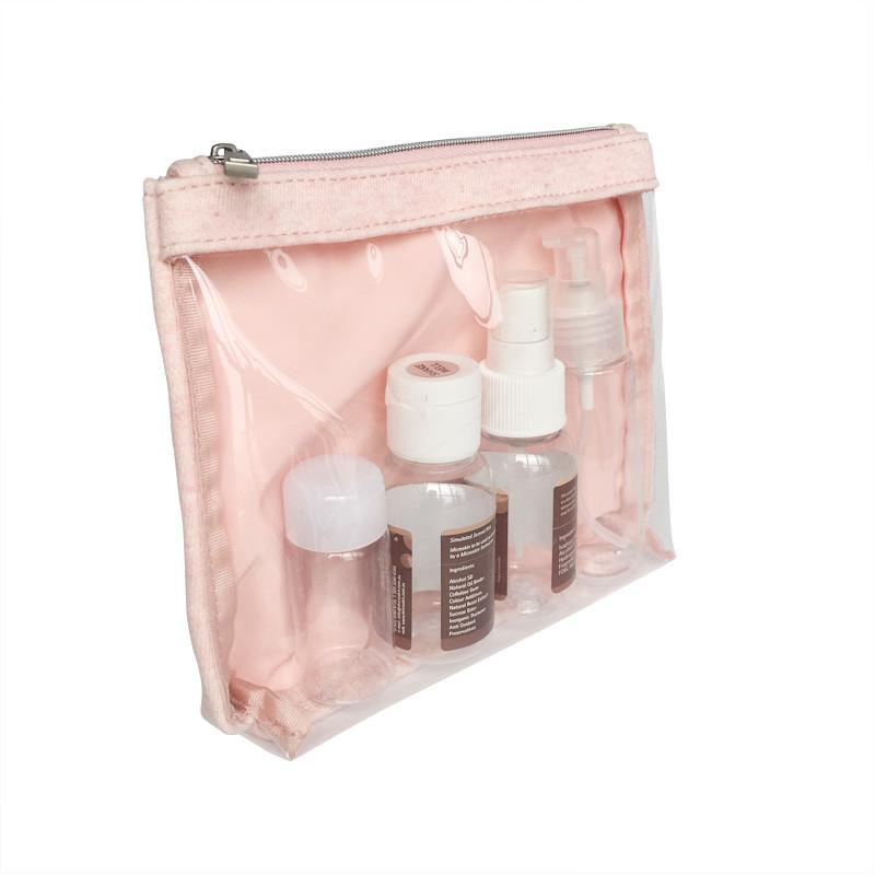 Engros naturfiber kosmetiske taske