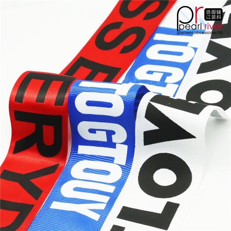 Sort / hvid / rød højkvalitets tape