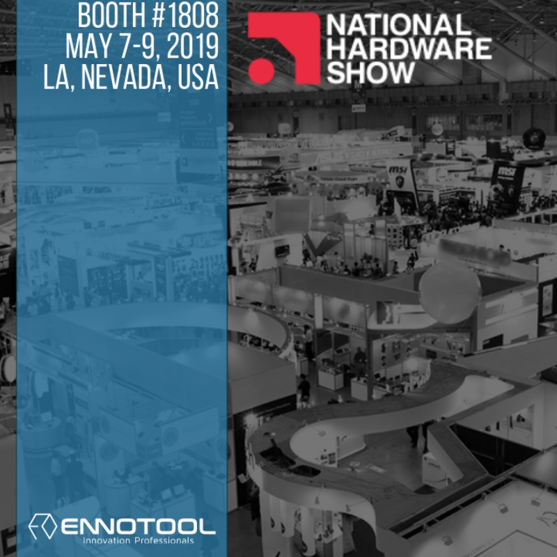 2019 National Hardware Show-Power Tool Batteri