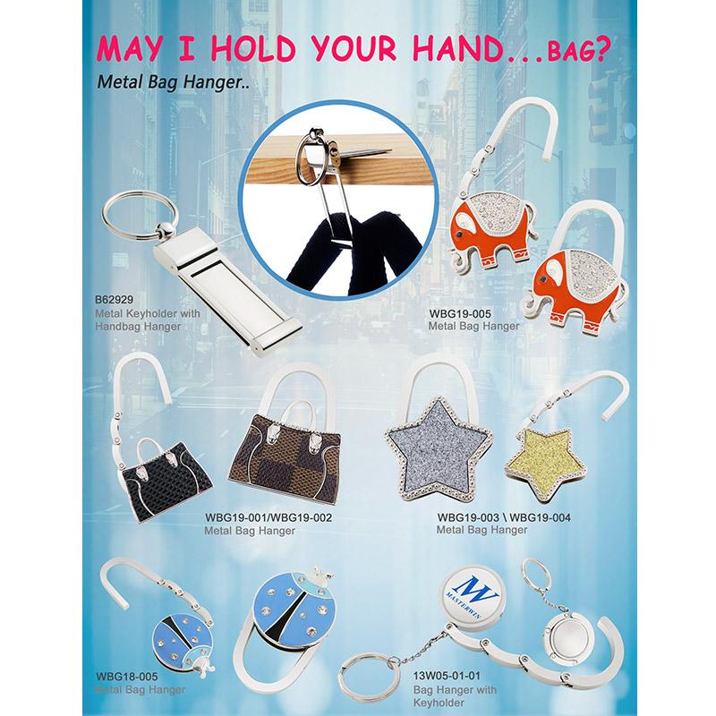 Må jeg holde din hånd ... taske?