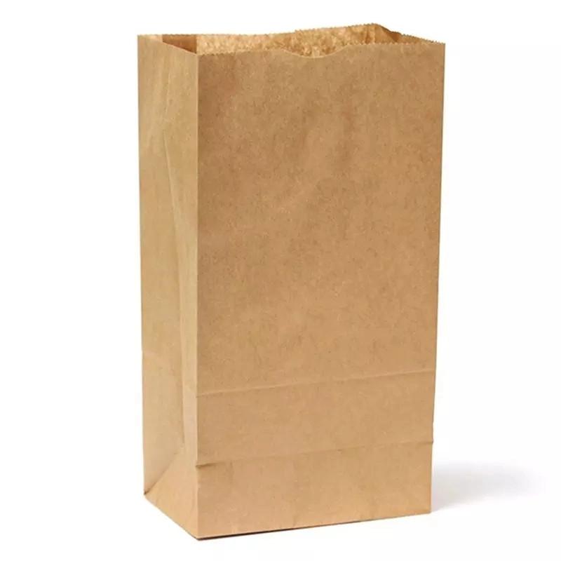 taske papir madpapir brun genbrugt luksus shopping supermarked taske papir