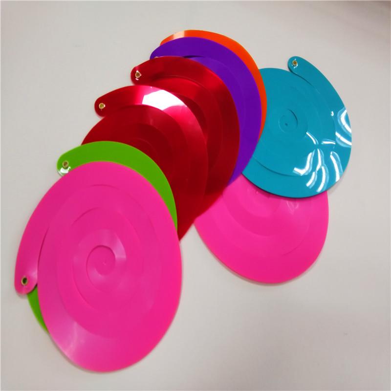 Folie Swirl Festdekorationer Ballonophæng
