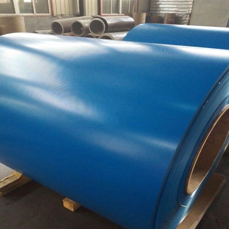 Varmvalset kobberrør aluminium fin kondensator spole