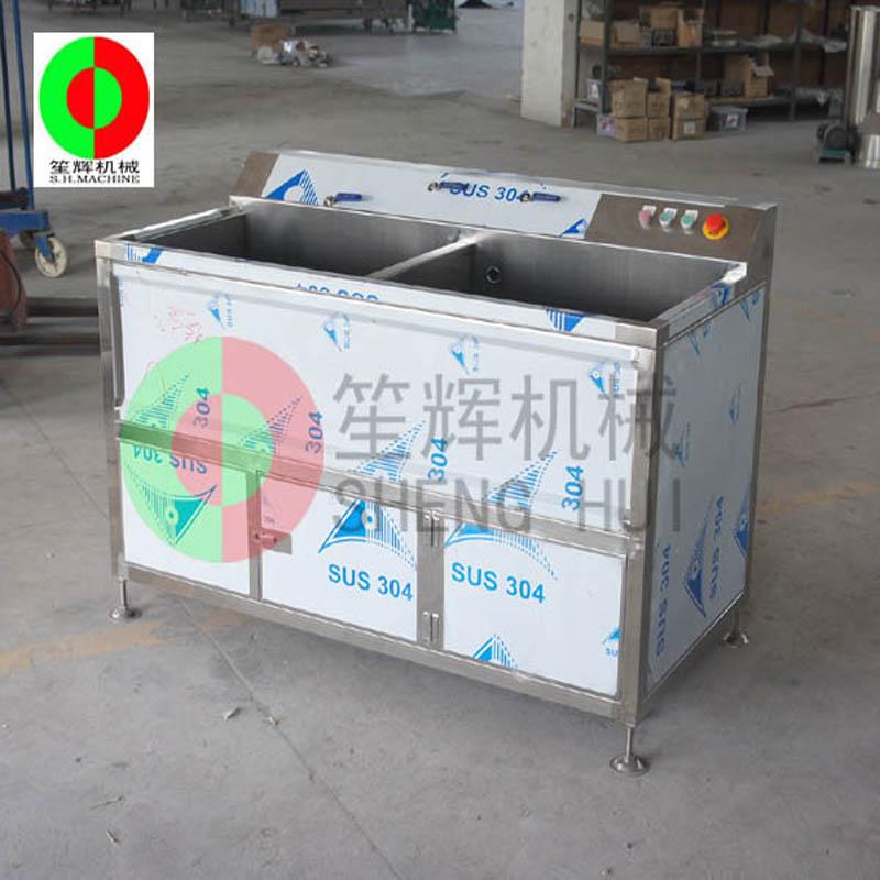 Ozonopvaskemaskine tilføjer hygiejne til mad