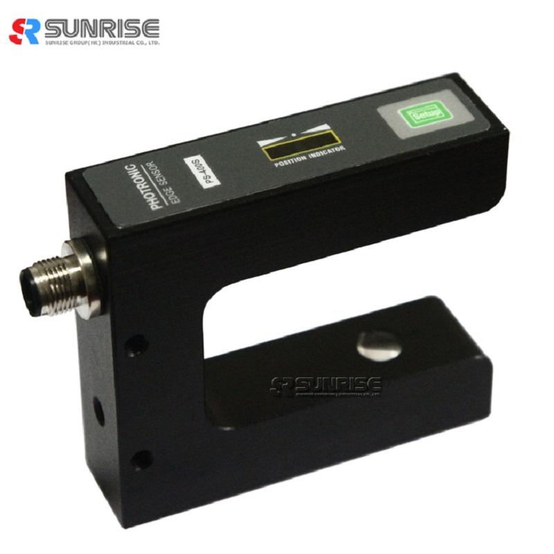 SUNRISE Om salgsmomentføler Web Guiding Control System Fotoelektrisk sensor PS-400S