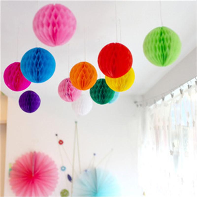 Loftdekorationer bannere balloner bånd krans til fest bryllup Chirstmas dag