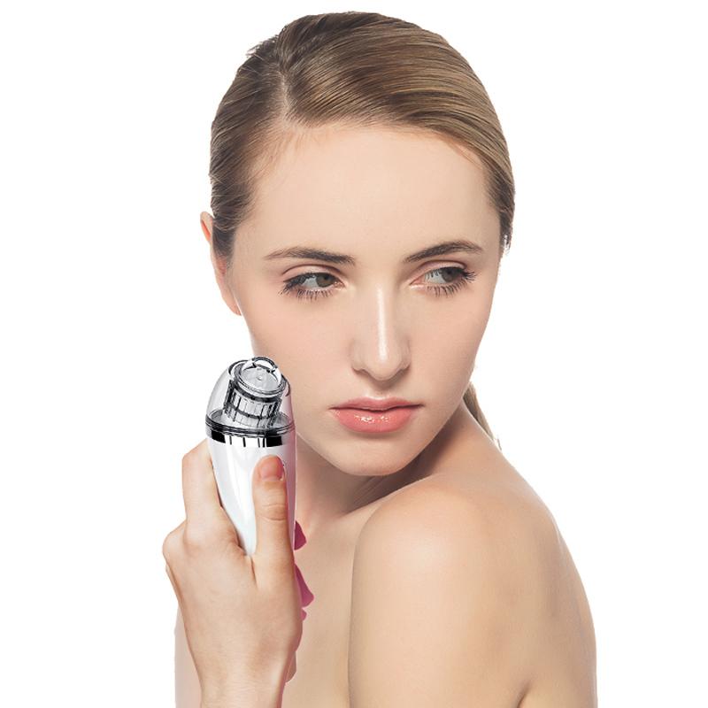 Blackhead Remover Vacuum - Pore Cleaner Elektrisk hudorm suge Ansigts Comedo Acne Extractor værktøj til kvinder og mænd
