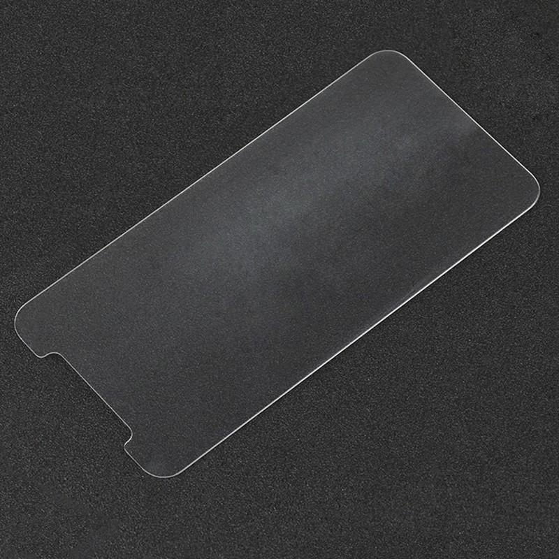 2,5D gennemsigtig skærmbeskyttelsesrev iPhone Xs / Xr / Xs Max