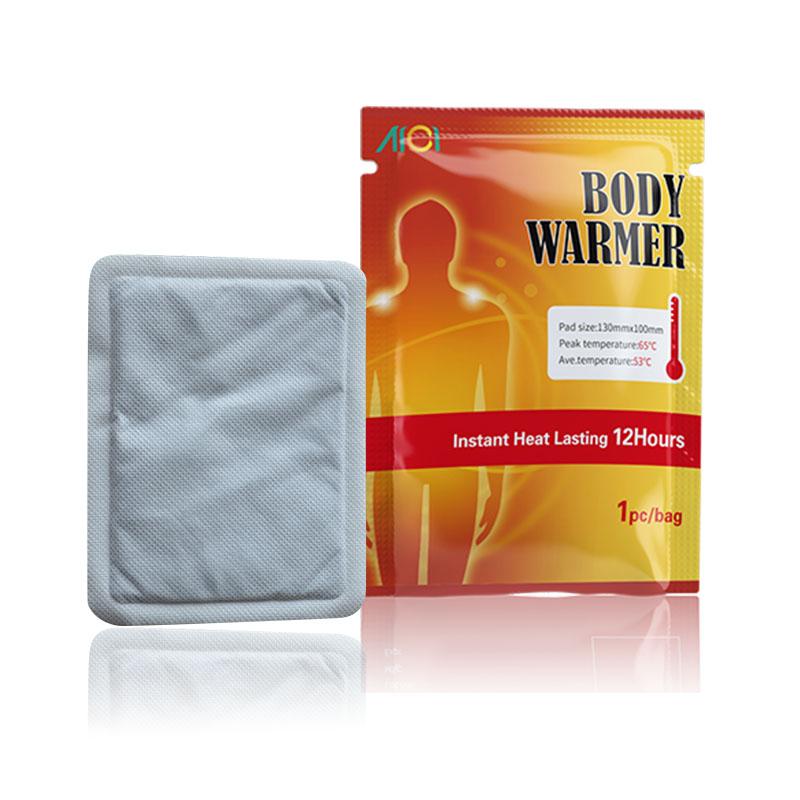Krop varmere plaster