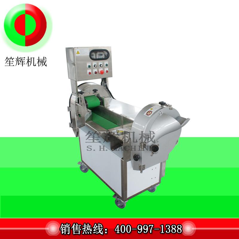 Introduktion til brug og drift af frugt- og grønsagsskæremaskine