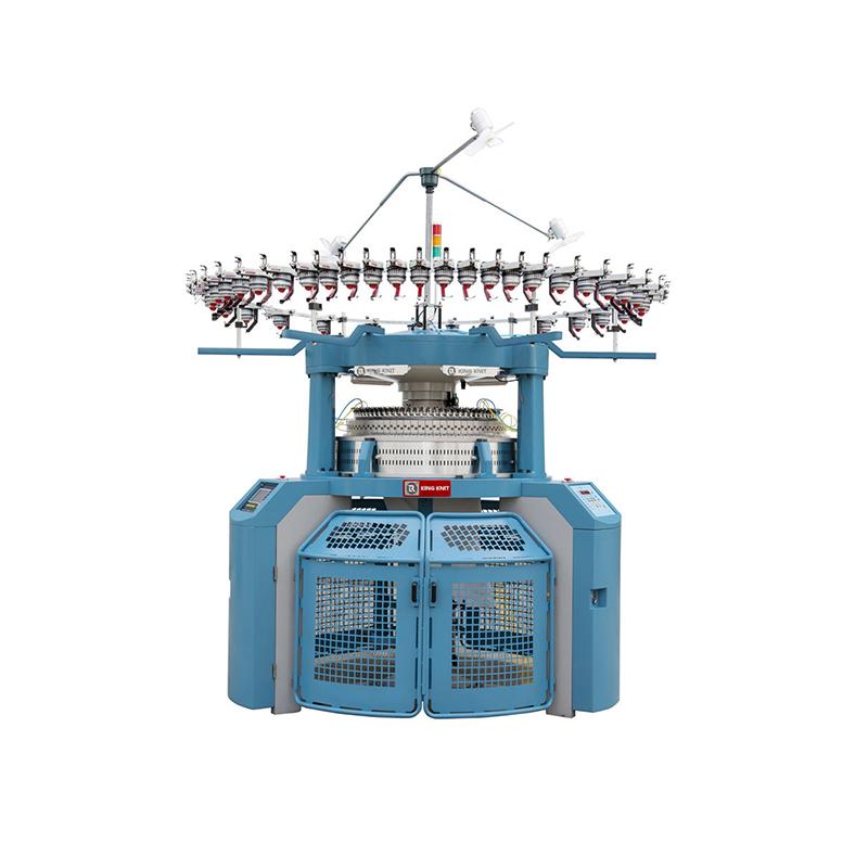 Cirkulær strikemaskine