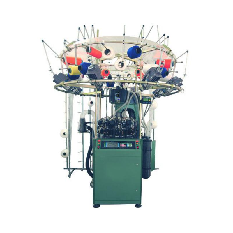 Computerstyret sømløs undertøjstrikningsmaskine