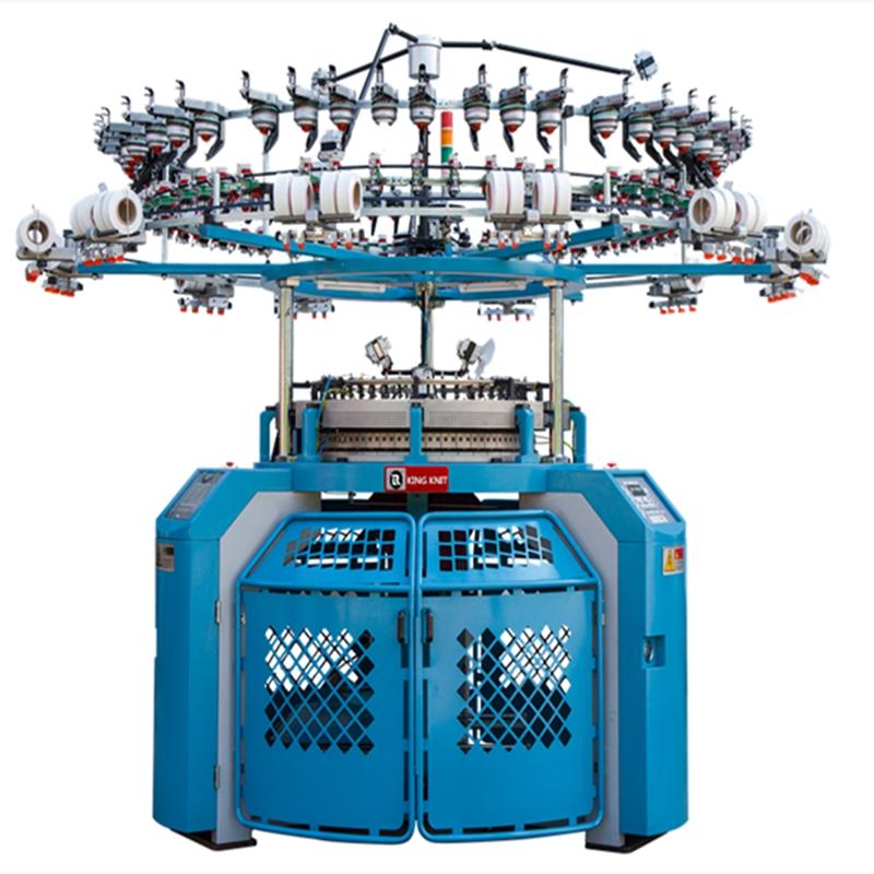 Multifunktion Enkelt cirkulært strikkemaskine KKC- S803
