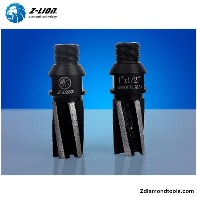 ZL-XD02 Diamond Finger Router Bits til stenboring