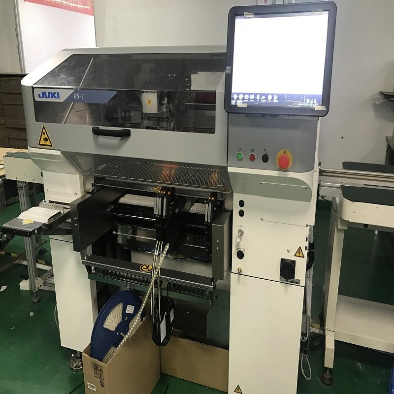 Importer ny maskine JUKI RS-1