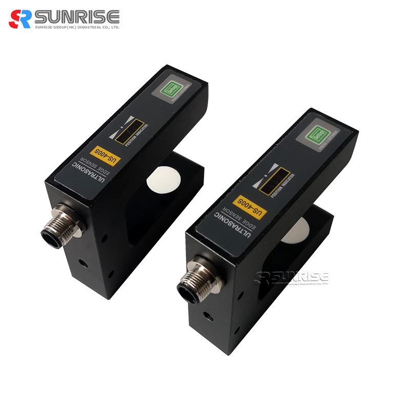 Dongguan fabrik leverer lav MOQ Ultrasonic Edge sensor US-400S med høj kvalitet