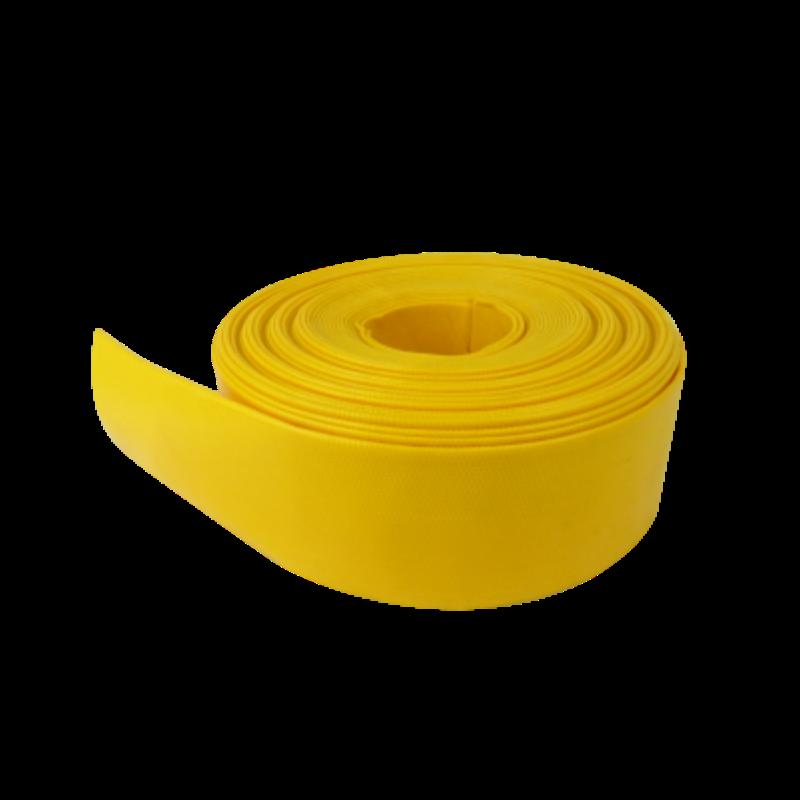 2019 varmt salg Landbrugsfarverig vanding 1-8 tommer PVC layflat slange vandpumpe slange