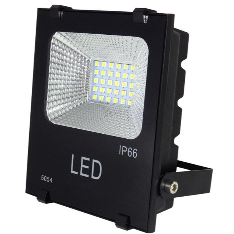 Vandtæt smd IP66 Udendørs 50W 100W 150W 200W 200W 300W LED Flood Light med højt lumen
