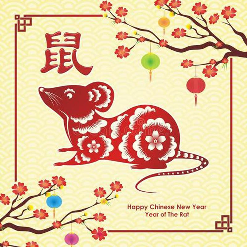 Godt kinesisk nytår!