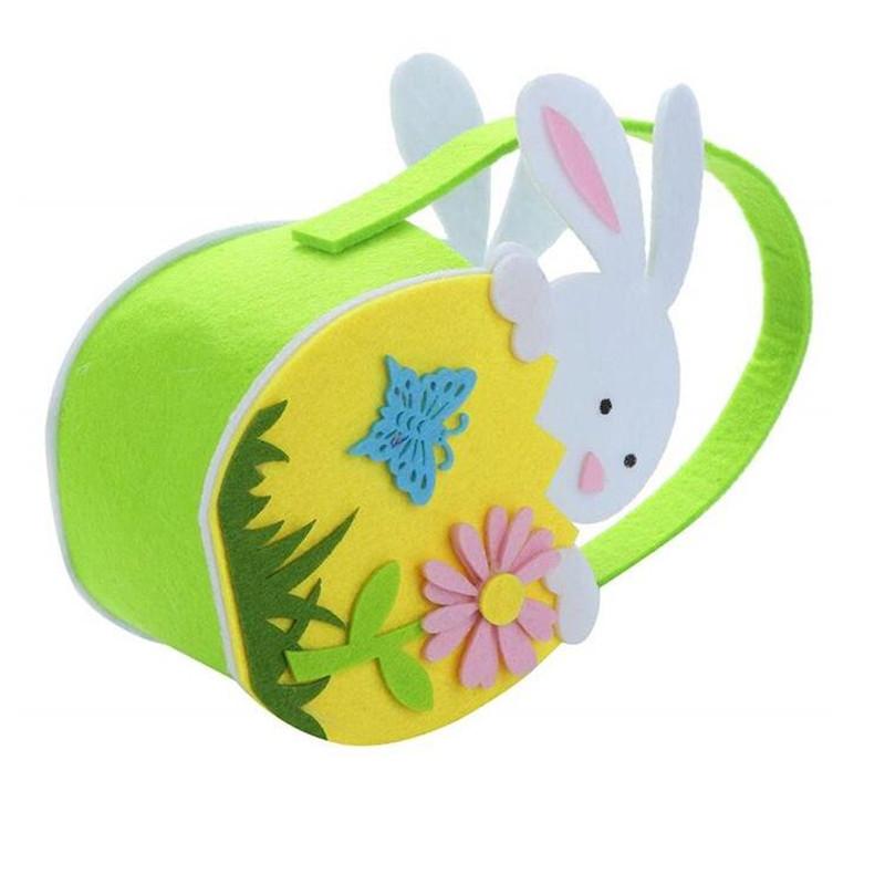Filt Easter Bunny gave taske