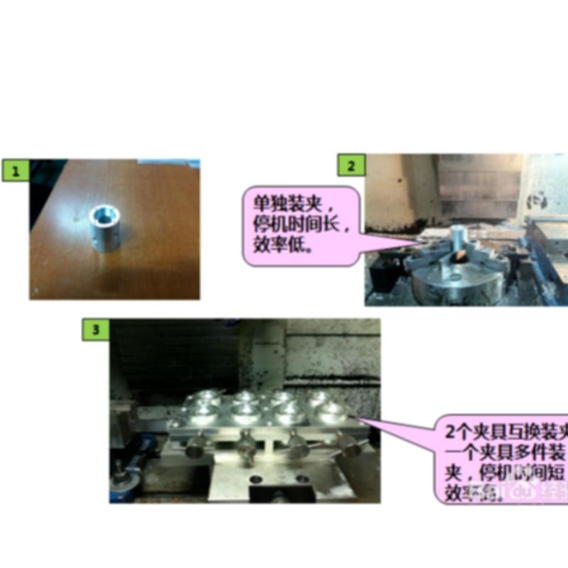 Hvordan forbedres CNC-bearbejdningseffektivitet og kvalitet?