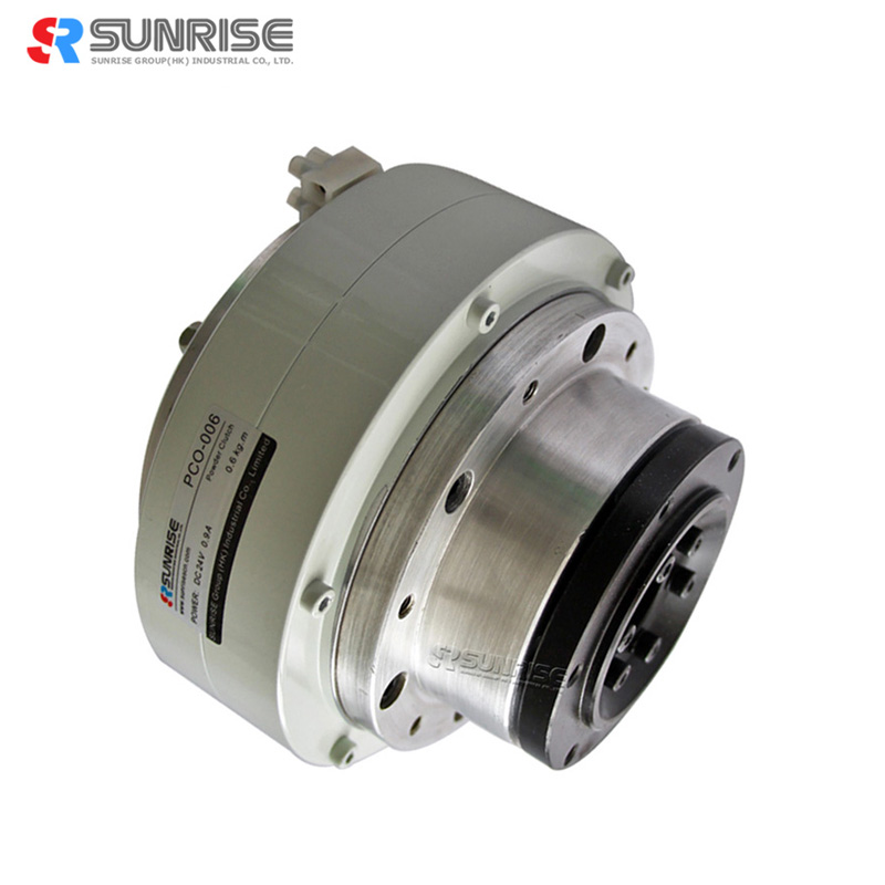 Dongguan SUNRISE nyt design billig magnetisk pulver kobling PCO-serie