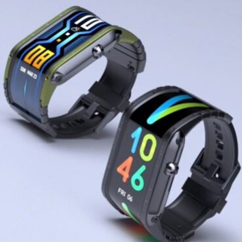 Klog Watch Dækning Your Wrist: Nubia Watch