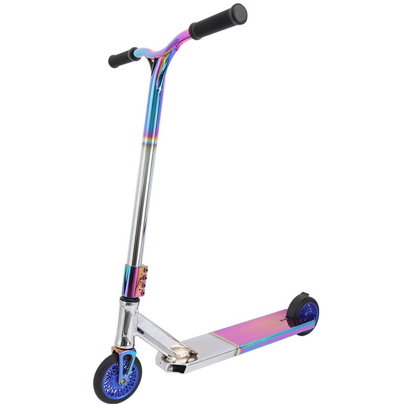 flybillet-regnbueny pro scooter