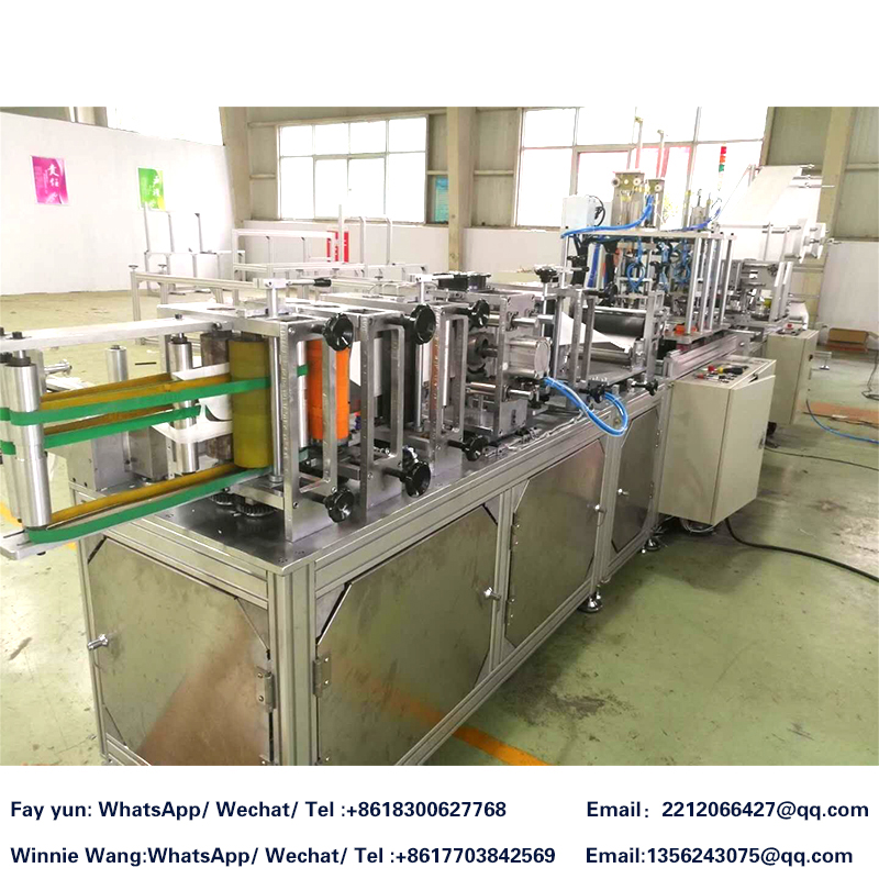 KN95 maskine produktionsmaskine