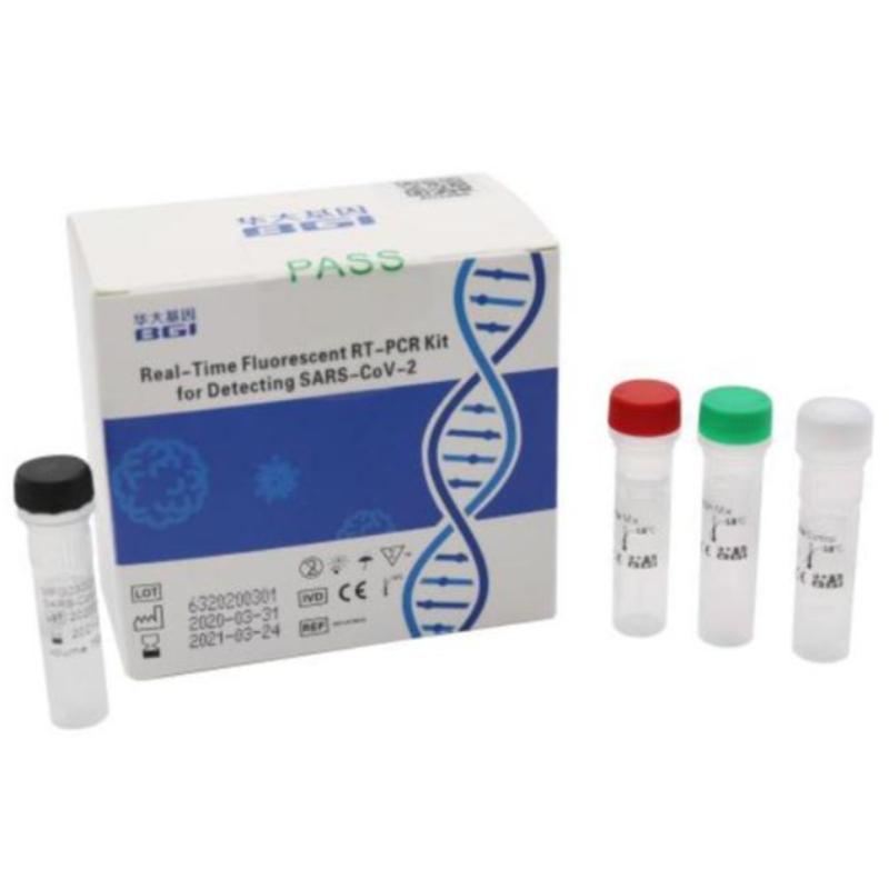 Hurtigere, sikrere! FDA GODKENDER FØRSTE COVID-19 SALIVA-testprodukt