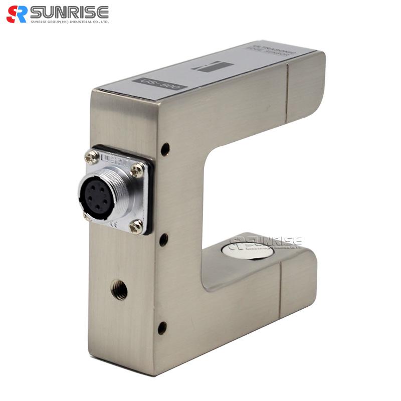 Ultrasonisk Sensor US-500 til Printing Machine use Web Guide Control System